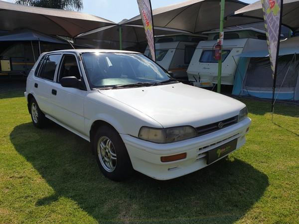 1999 Toyota Conquest 130 Tazz 5spd  North West Province Rustenburg_0