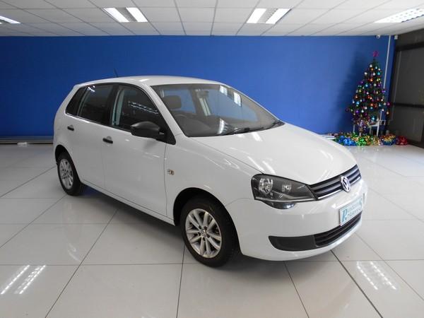 2014 Volkswagen Polo Vivo GP 1.4 Conceptline 5-Door Free State Bloemfontein_0