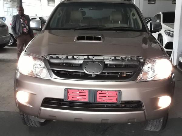 2009 Toyota Fortuner 3.0d-4d 4x4  Gauteng Johannesburg_0