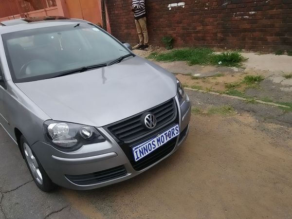 2007 Volkswagen Polo 1.6  Gauteng Johannesburg_0