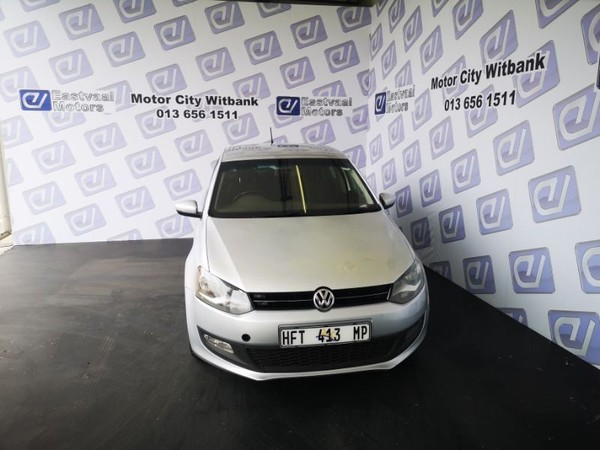 2013 Volkswagen Polo 1.6 Tdi Comfortline 5dr  Mpumalanga Witbank_0
