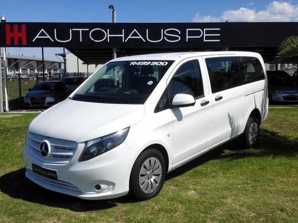 2018 Mercedes-Benz Vito 116 2.2 CDI Tourer Pro Auto Eastern Cape Port Elizabeth_0
