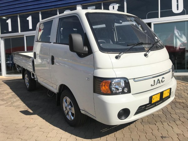 2020 JAC X200 2.8 TD DC DS ABS Aircon Gauteng Roodepoort_0