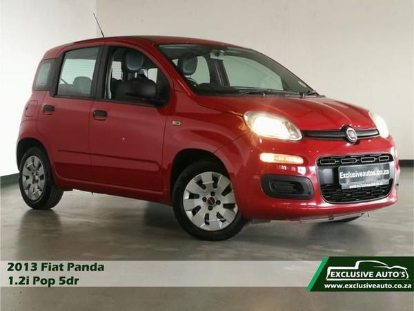 2013 Fiat Panda 1.2 POP Gauteng Pretoria_0