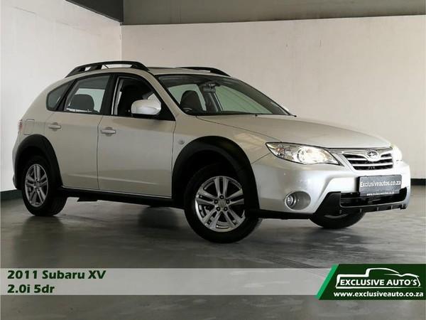 2011 Subaru XV 2.0r  Gauteng Pretoria_0