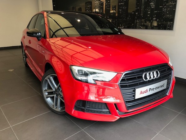 2019 Audi A3 1.4T FSI S-Tronic Free State Bloemfontein_0