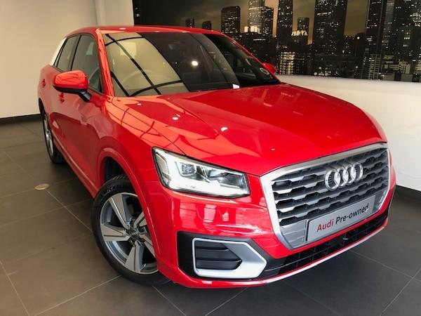 2018 Audi Q2 1.4T FSI Sport S Tronic Free State Bloemfontein_0
