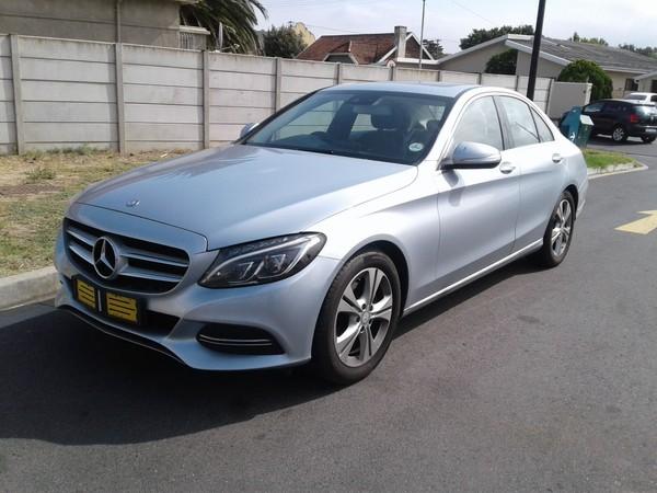 2014 Mercedes-Benz C-Class C220 Bluetec Avantgarde Western Cape Strand_0
