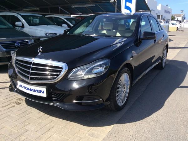 2013 Mercedes-Benz E-Class E 200 Western Cape Hermanus_0