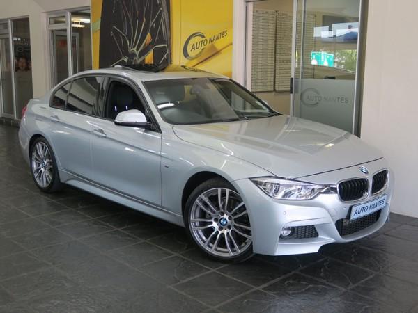 2015 BMW 3 Series 320D M Sport Auto Western Cape Paarl_0