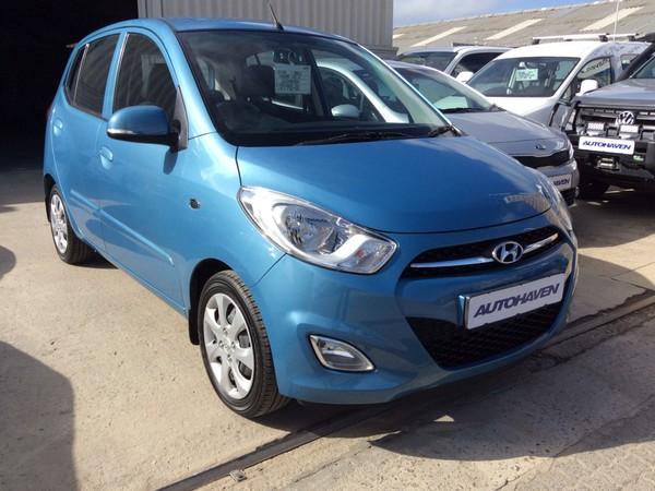 2017 Hyundai i10 1.1 Gls  Western Cape Hermanus_0
