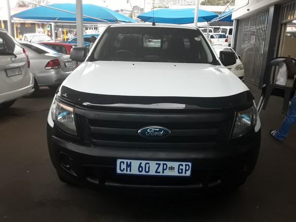 2013 Ford Ranger 2.2i Lwb Pu Sc  Gauteng Johannesburg_0