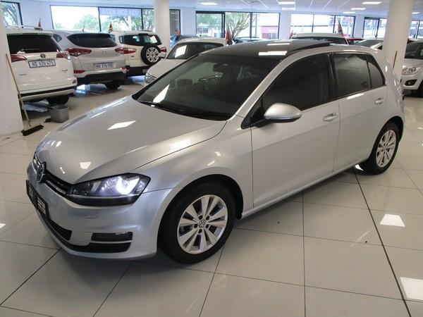 2014 Volkswagen Golf Vii 2.0 Tdi Comfortline  Kwazulu Natal Durban_0