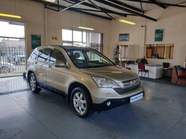 2007 Honda CR-V 2.0 Rvsi At  Western Cape Kuils River_0