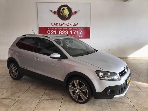 2012 Volkswagen Polo 1.6 Tdi Cross  Western Cape Diep River_0