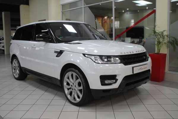 2015 Land Rover Range Rover Sport 5.0 V8 SC HSE DYNAMIC Kwazulu Natal Durban_0