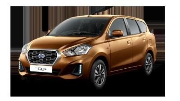 2020 Datsun Go  1.2 Lux CVT 7-Seater Gauteng Johannesburg_0