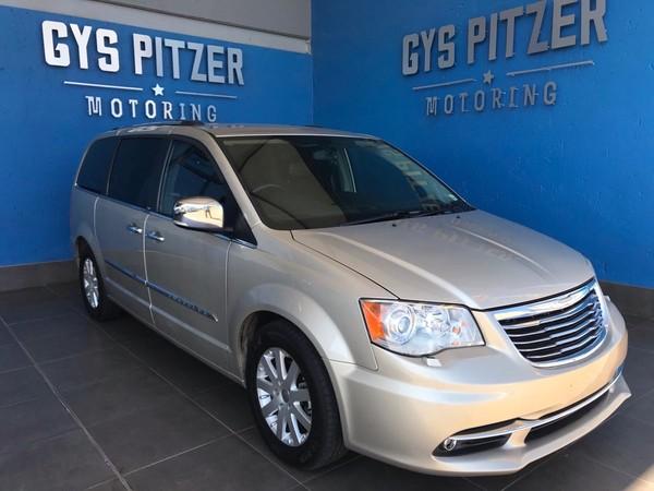 2014 Chrysler Grand Voyager 2.8 Limited At  Gauteng Pretoria_0