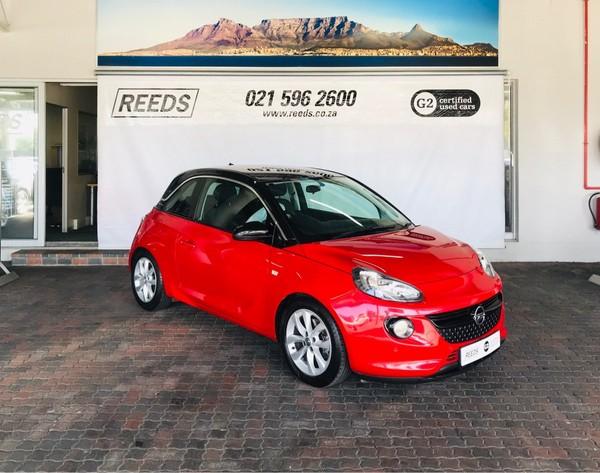 2019 Opel Adam 1.0T JAM 3-Door Western Cape Goodwood_0