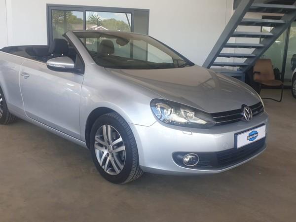 2014 Volkswagen Golf VI 1.4 TSI DSG Cabriolet Highline Gauteng Carletonville_0