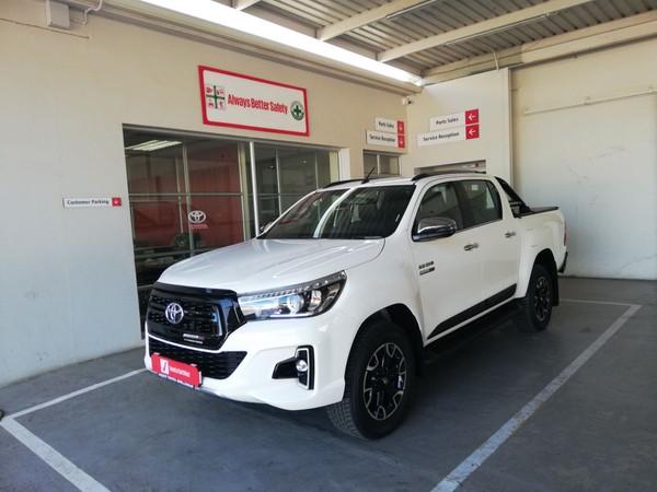 2020 Toyota Hilux 2.8 GD-6 Raider 4X4 Double Cab Bakkie Western Cape Swellendam_0