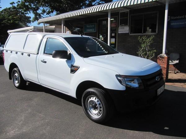 2014 Ford Ranger 2.2TDCi LR Single Cab Bakkie Kwazulu Natal Pinetown_0