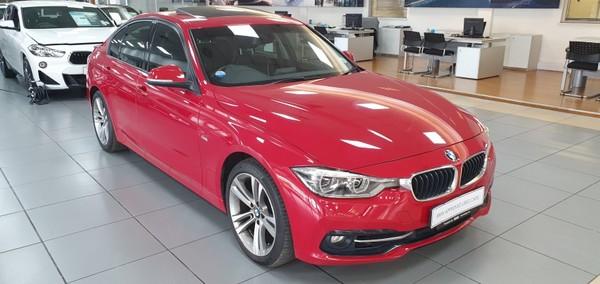 2016 BMW 3 Series 318i Sport Line Auto Gauteng Kempton Park_0