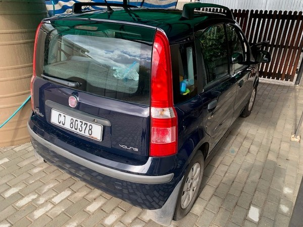 2012 Fiat Panda 1.2 Young  Western Cape Paarl_0