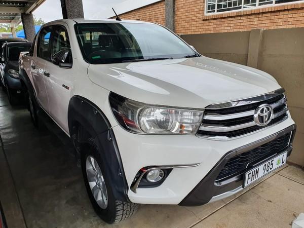 2016 Toyota Hilux 2.8 GD-6 Raider 4X4 Double Cab Bakkie Auto Limpopo Polokwane_0