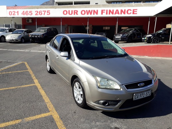 2007 Ford Focus 2.0 Si At  Western Cape Cape Town_0