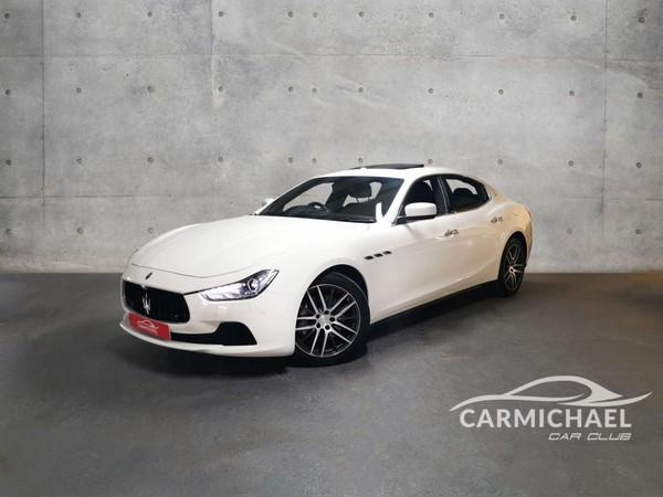 2018 Maserati Ghibli  Western Cape Western Cape_0