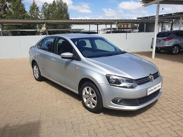 2014 Volkswagen Polo 1.6 Comfortline Tip  Free State Bloemfontein_0