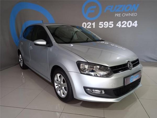2012 Volkswagen Polo 1.6 Comfortline 5dr  Western Cape Goodwood_0