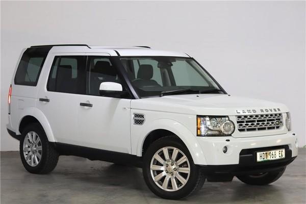 2014 Land Rover Discovery 4 3.0 Tdv6 Se  Eastern Cape Port Elizabeth_0