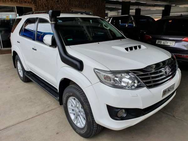 2014 Toyota Fortuner 3.0d-4d 4x4 At  Limpopo Polokwane_0