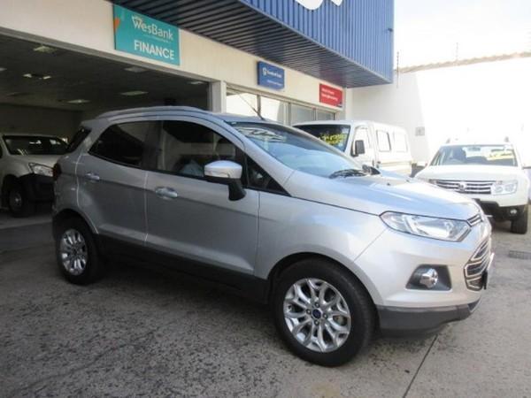 2015 Ford EcoSport 1.5TiVCT Titanium Auto Kwazulu Natal Durban_0