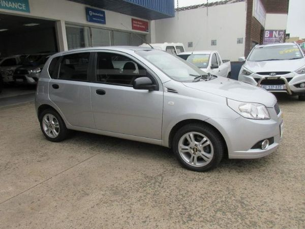 2014 Chevrolet Aveo 1.6 L 5dr  Kwazulu Natal Durban_0