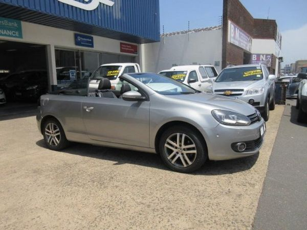 2012 Volkswagen Golf Vi 1.4 Tsi Dsg Cabrio Cline  Kwazulu Natal Durban_0