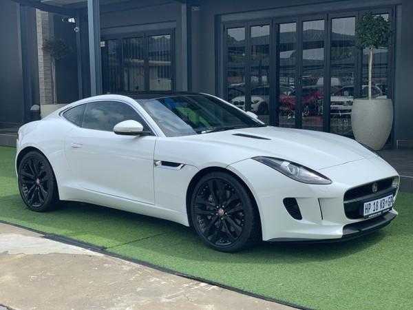 2015 Jaguar F-TYPE 3.0 V6 Coupe Gauteng Johannesburg_0