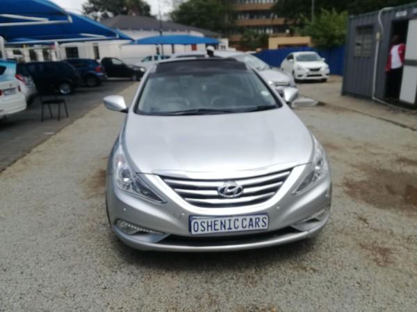 2014 Hyundai Sonata 2.4 GDI Elite Auto Gauteng Kempton Park_0