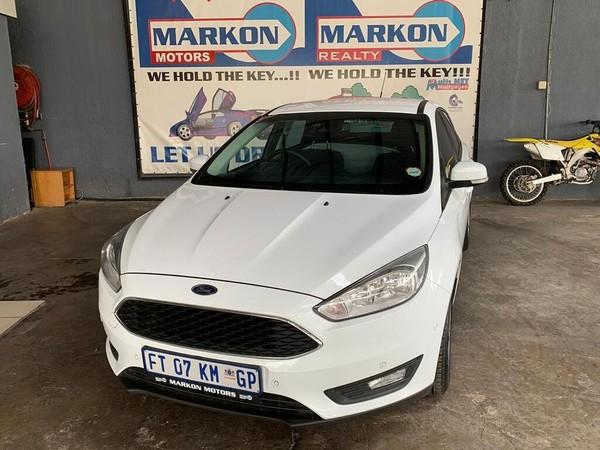 2017 Ford Focus 1.0 Ecoboost Trend Gauteng Springs_0