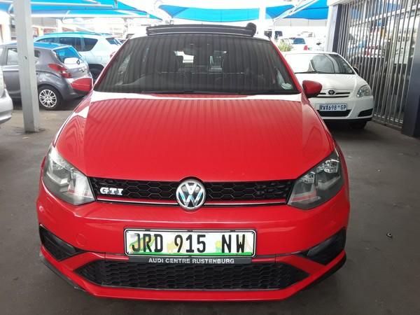 2016 Volkswagen Polo GTi 1.8tsi DSG Gauteng Johannesburg_0