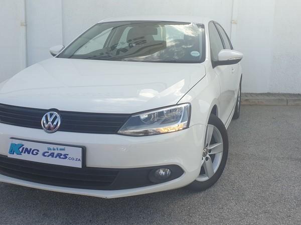 2012 Volkswagen Jetta Vi 1.2 Tsi Trendline  Eastern Cape Port Elizabeth_0