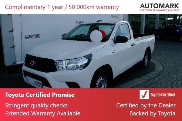 2020 Toyota Hilux 2.4 GD Single Cab Bakkie Eastern Cape East London_0