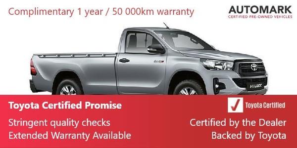 2020 Toyota Hilux 2.4 GD-6 RB SRX Single Cab Bakkie Eastern Cape East London_0