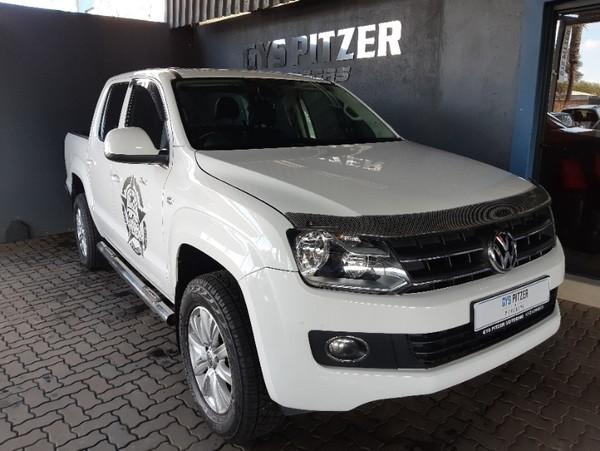 2012 Volkswagen Amarok 2.0tsi 118kw Trendline Dc Pu  Gauteng Pretoria_0