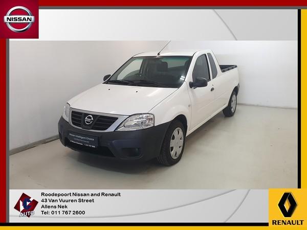 2018 Nissan NP200 1.6  Ac Safety Pack Pu Sc  Gauteng Roodepoort_0