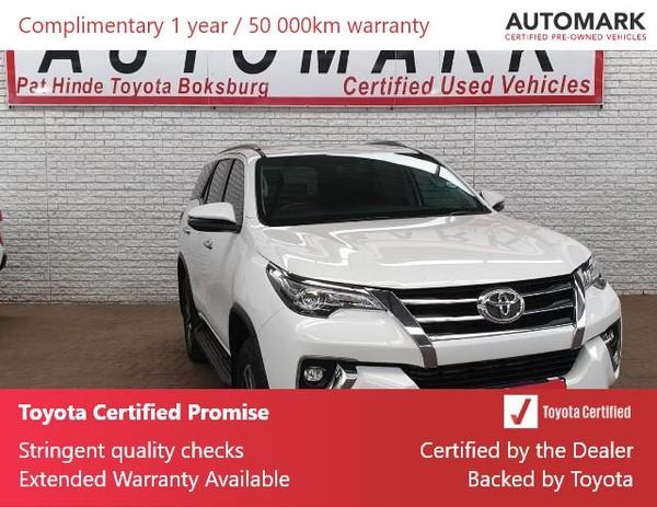 2019 Toyota Fortuner 2.8GD-6 4X4 Auto Gauteng Boksburg_0