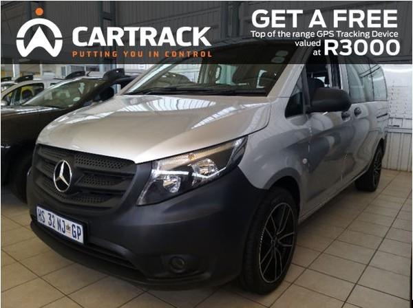 2018 Mercedes-Benz Vito 116 2.2 CDI Tourer Pro Auto Eastern Cape East London_0