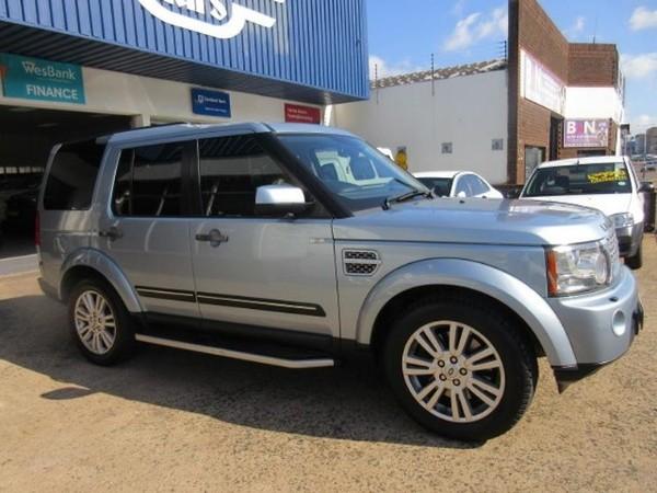 2011 Land Rover Discovery 4 3.0 Tdv6 Hse  Kwazulu Natal Durban_0